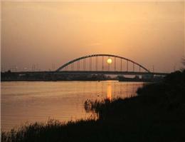 پل 700 متری بر روی اروندرود احداث می شود