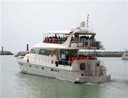 ثبت یک میلیون و 943 هزار نفر سفر دریایی در هرمزگان