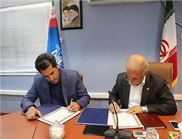 امضاء قرارداد 40میلیارد ریالی در بندر بهشتی چابهار