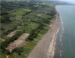 آماده سازی سواحل گیلان برای گردشگران