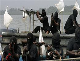 ادامه كشتار توسط دزدان دریایی در نیجریه