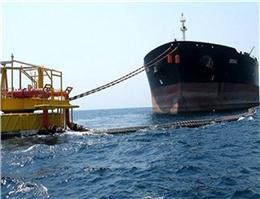 راهاندازی چهارمین گوی شناور پایانه صادرات گازی عسلویه