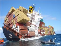 نگاهی بر حوادث دریایی طی 40 سال اخیر