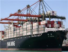 افزایش فعالیت کشتیرانی یانگ مینگ در آسیا