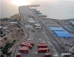 403 M$ Investment in Chabahar