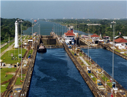 Panama Canal Sets New Daily Tonnage Record