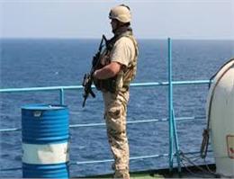 منع حضور نیروهای امنیتی در آبهای نیجریه