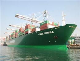 کشتیرانی تایوان دو خط جدید راه اندازی کرد