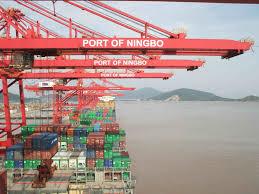 بندر نینگبو چین در صدر بنادر جنوب این کشور