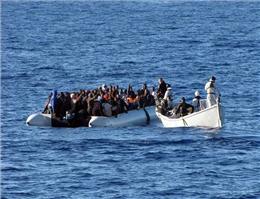 نجات 1250 مهاجر در دریای مدیترانه در ایام کریسمس