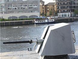 تجهیز شناورهای عراقی به توپ ایتالیایی