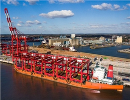 Port of Liverpool Opens New Deepwater Container Terminal