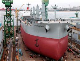 همکاری عرب ها با کره جنوبی در ساخت یارد کشتی سازی