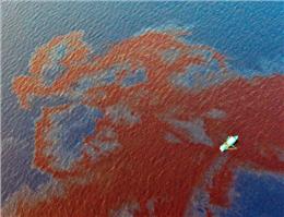 افزایش لکه نفتی سانچی و رسیدن آن به 332 کیلومترمربع