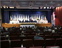 همایش ارگان های دریایی با صدور قطعنامه به کار خود پایان داد