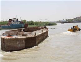 تجارت در بنادر آبادان و خرمشهر رونق می یابد