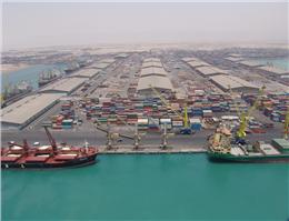 صادرات 2.8 میلیون تنی کالای غیرنفتی بنادر هرمزگان