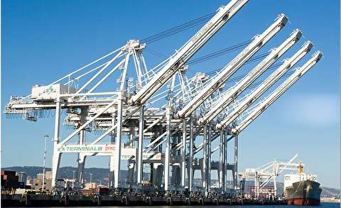 Port of Oakland records highest-ever peak season growth