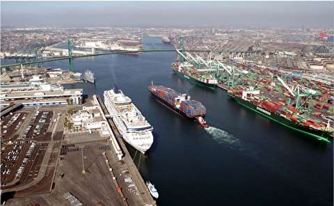 Port of Los Angeles sees record September throughput of over 800,000 teu