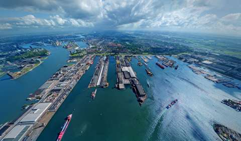 Port of Rotterdam Throughput Edges Down