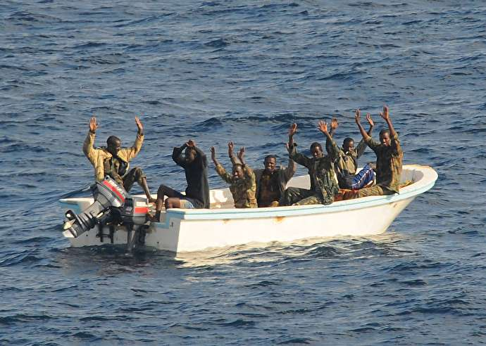 International co-operation needed to tackle Gulf of Guinea piracy